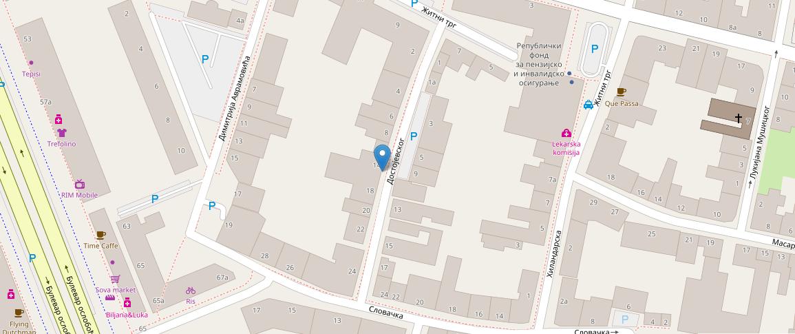 PanAS - mapa - gde se nalazimo